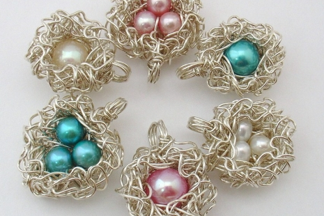 Other Custom Options Available for my Bird Nest Designs